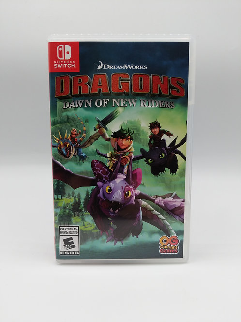 Dreamworks - Dragons : Dawn of New Riders – SW