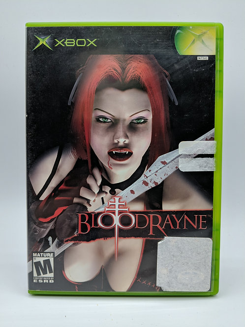 Bloodrayne - XBX