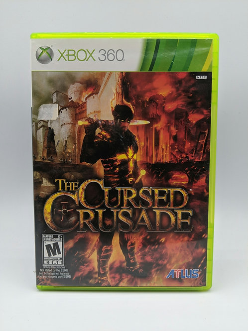 Cursed Crusade – 360