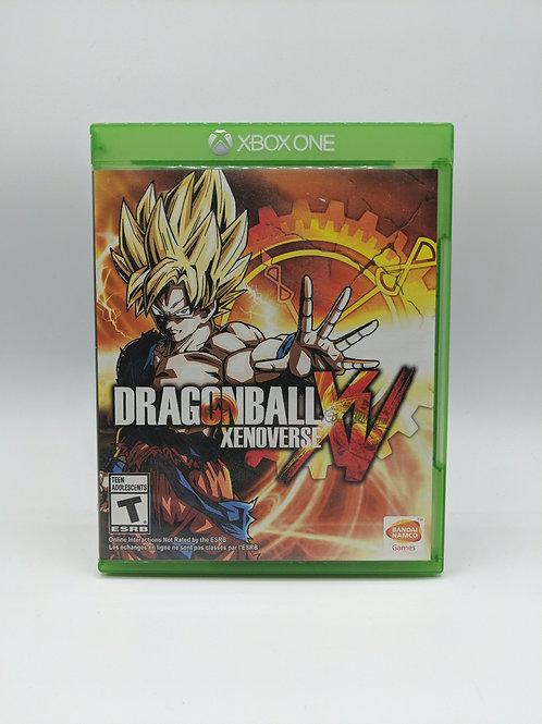 Dragonball Xenoverse - XB1