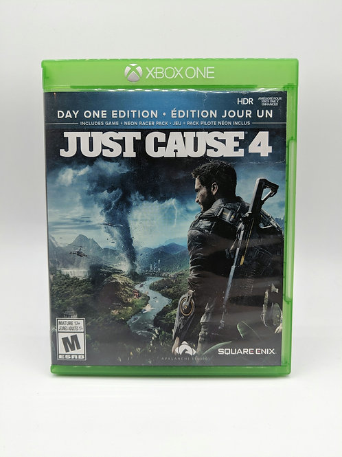 Just Cause 4 - XB1