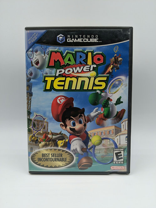 Mario Power Tennis – NGC