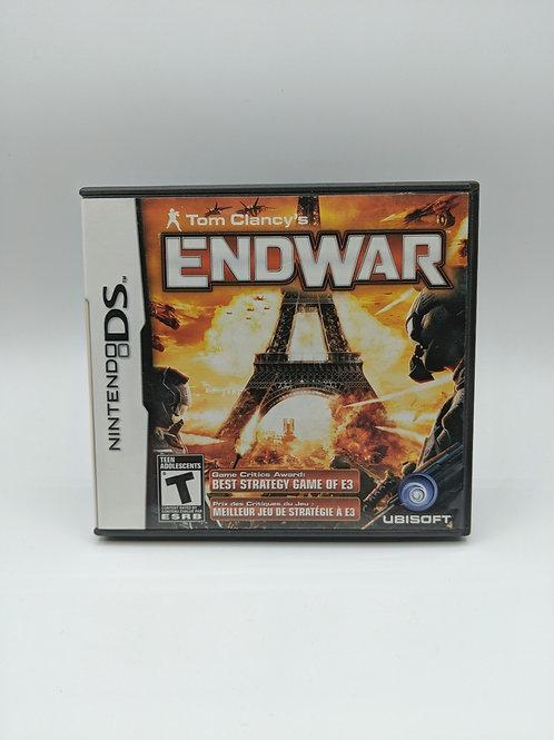 Tom Clancy's : EndWar - DS
