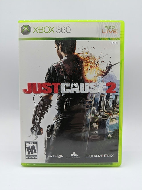 Just Cause 2 – 360