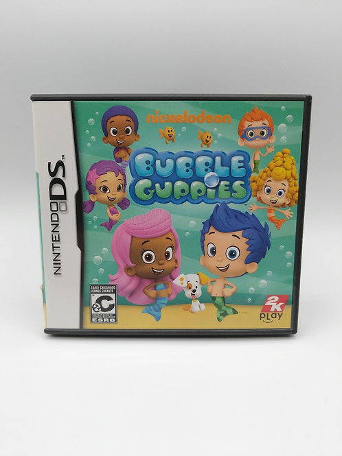 Bubble Guppies - DS
