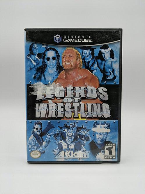 Legends Of Wrestling – NGC