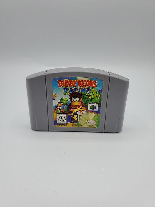 Diddy Kong Racing – N64