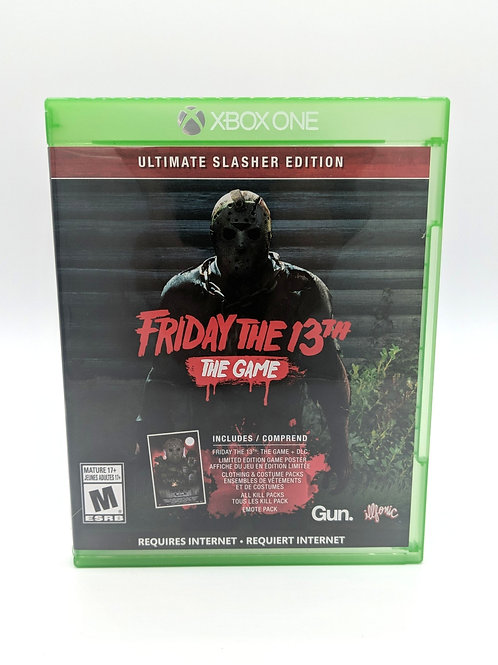 Friday the 13th Ultimate Slasher Edition - XB1