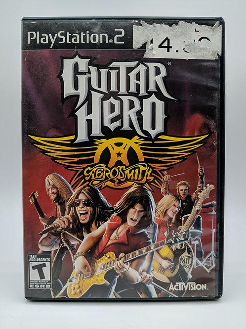 Guitar Hero Aerosmith – PS2