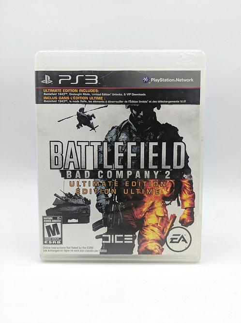 Battlefield : Bad Company 2 – PS3