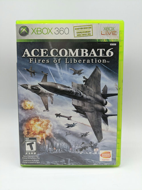 Ace Combat 6 Fires Of Liberation – 360