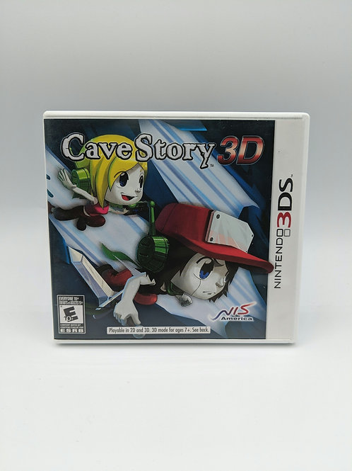 Cave Story 3D – 3DS
