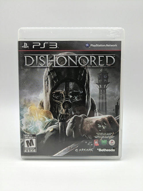 Dishonored – PS3