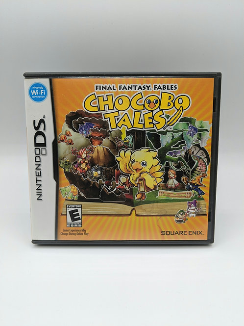 Final Fantasy Fables : Chocobo Tales – DS