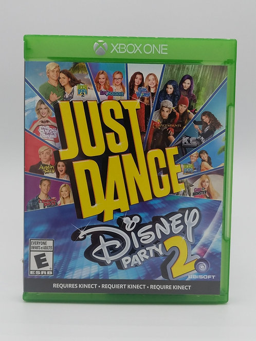 Just Dance Disney Party 2 - XB1
