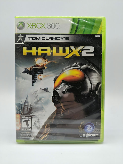 Tom Clancy's H.A.W.X 2 – 360