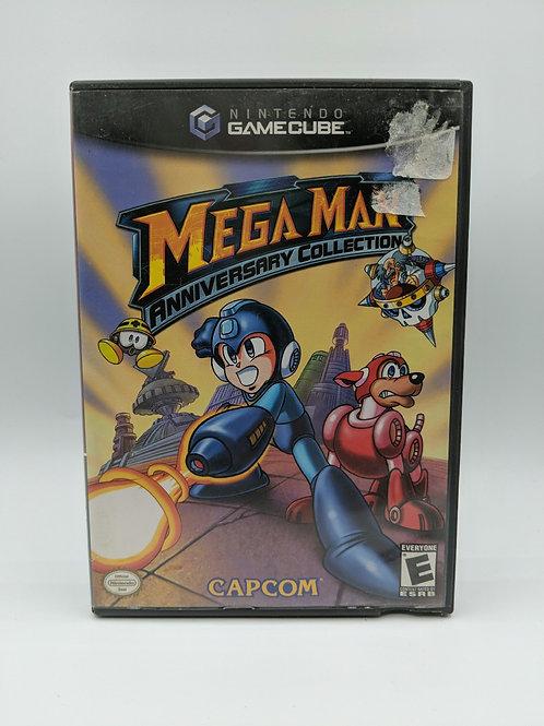 Mega Man Anniversary Collection – NGC