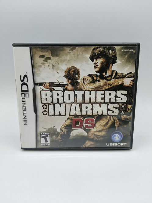 Brothers in Arms DS - DS