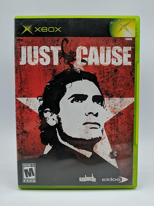 Just Cause - XBX