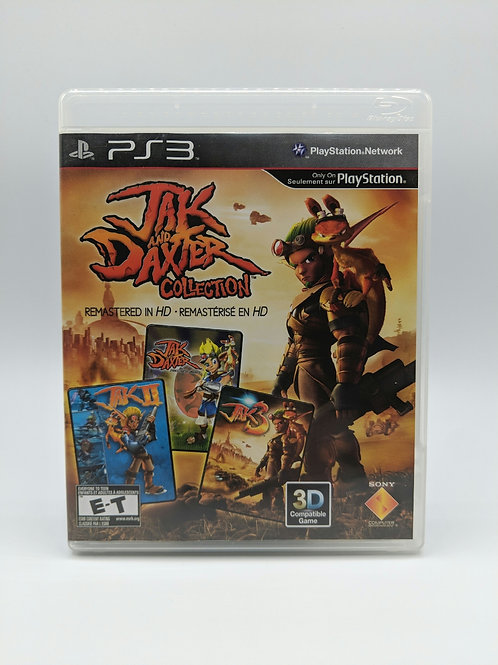 Jak and Daxter Collection – PS3