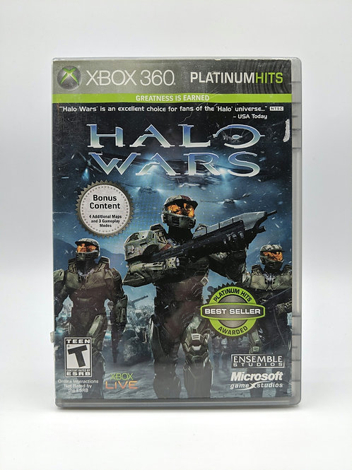 Halo Wars – 360
