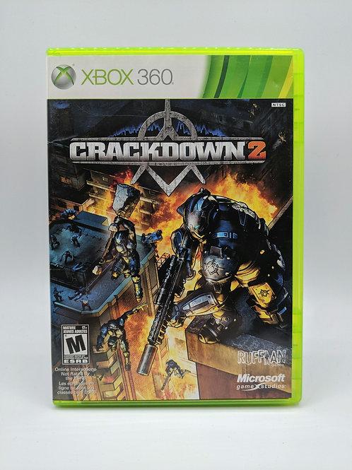 Crackdown 2 – 360