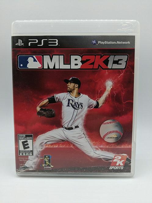 MLB 2K13 – PS3