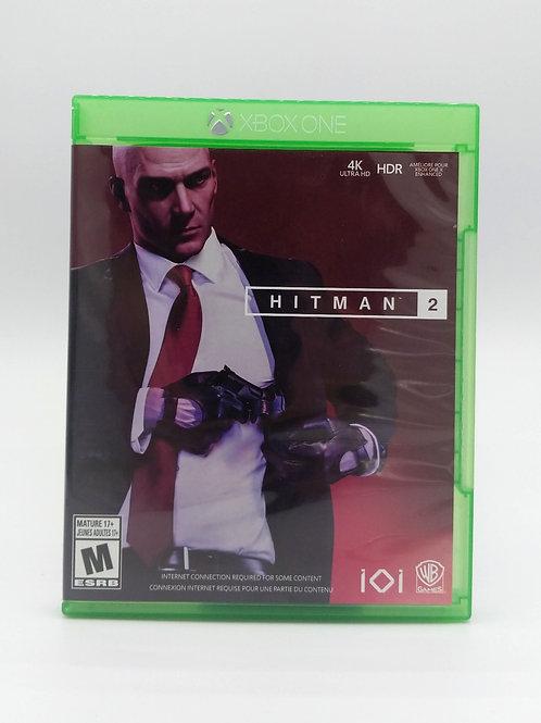 Hitman 2 - XB1