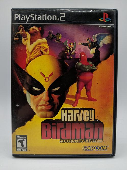 Harvey Birdman Attorney at Law – PS2