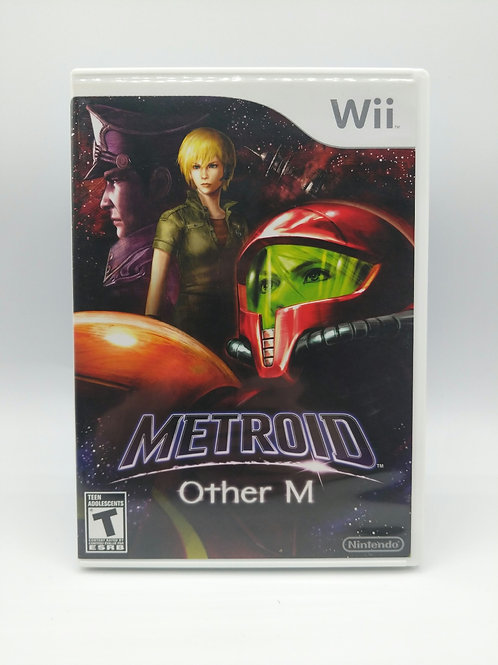 Metroid : Other M – Wii