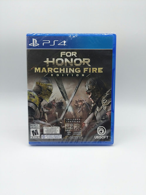 For Honor : Marching Fire - PS4