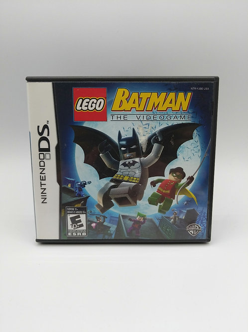 LEGO Batman : The Video Game - DS