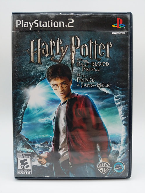 Harry Potter and the Half Blood Prince – PS2