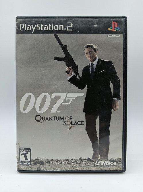 007 Quantum Of Solace – PS2
