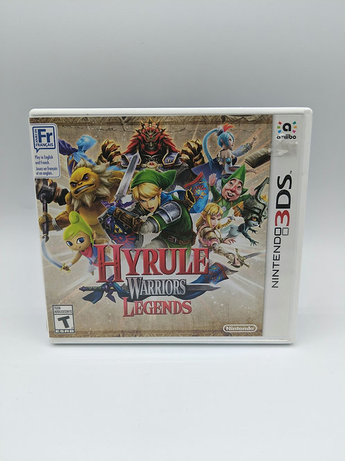 Hyrule Warriors Legends – 3DS