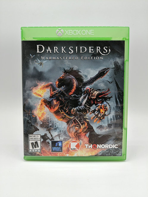 Darksiders Warmastered Edition - XB1