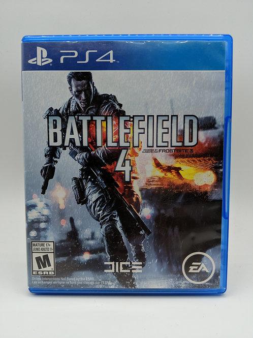 Battlefield 4 – PS4
