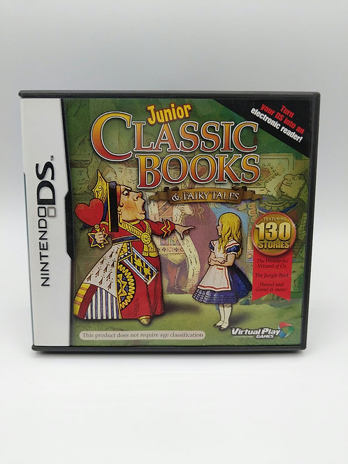 Junior Classic Books & Fairy - DS