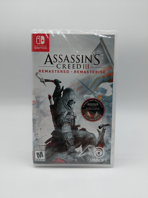 Assassin's Creed III Remastered – SW