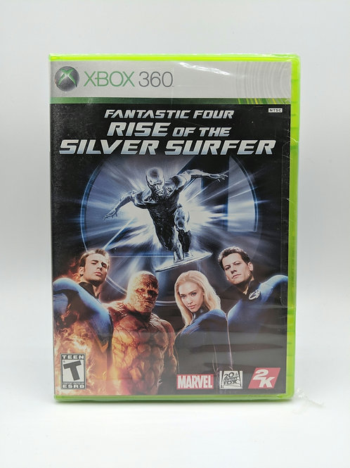 Fantastic Four : Rise of the Silver Surfer – 360