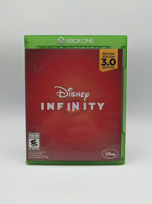 Disney Infinity 3.0 (GAME ONLY) - XB1