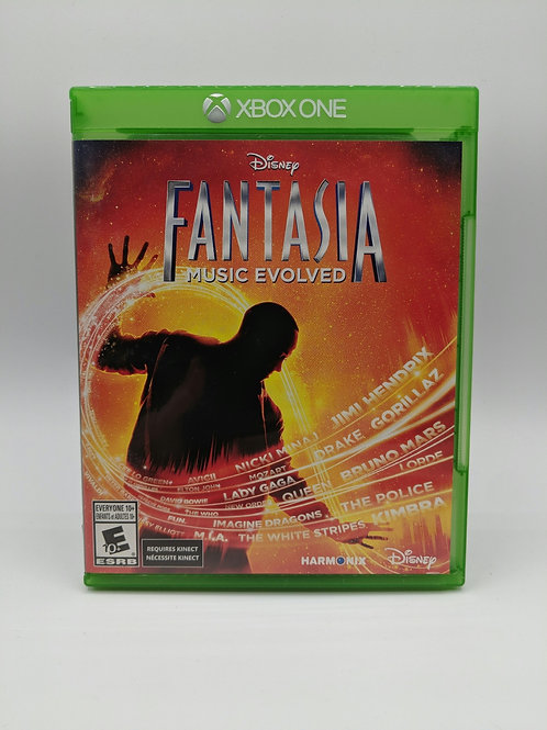 Disney Fantasia: Music Evolved - XB1