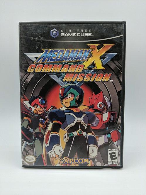 Mega Man X Command Mission – NGC
