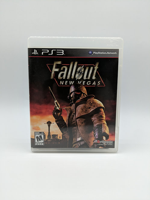 Fallout : New Vegas – PS3