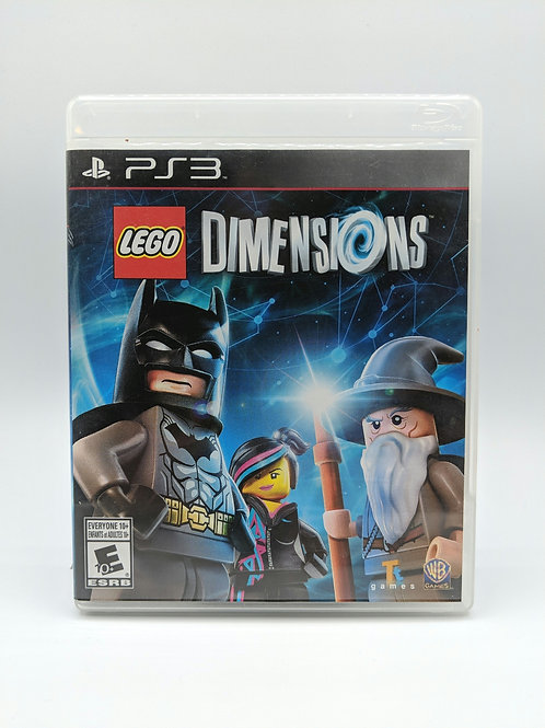 LEGO Dimensions – PS3