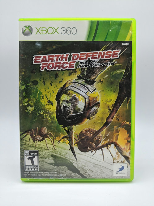Earth Defence Force Insect Armageddon – 360