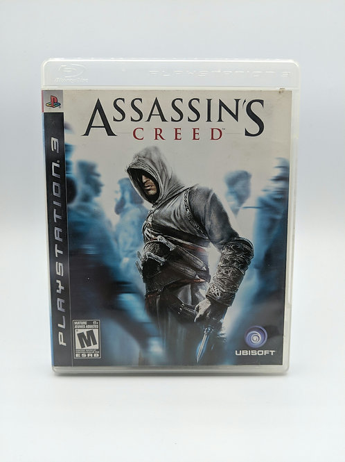 Assassin's Creed – PS3