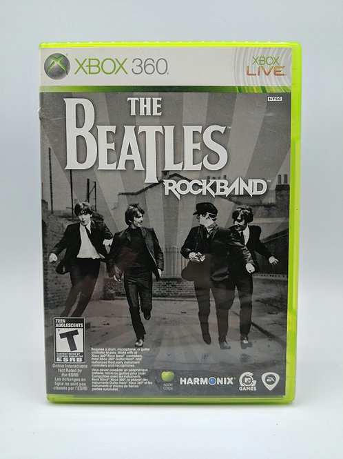 Beatles Rock Band – 360