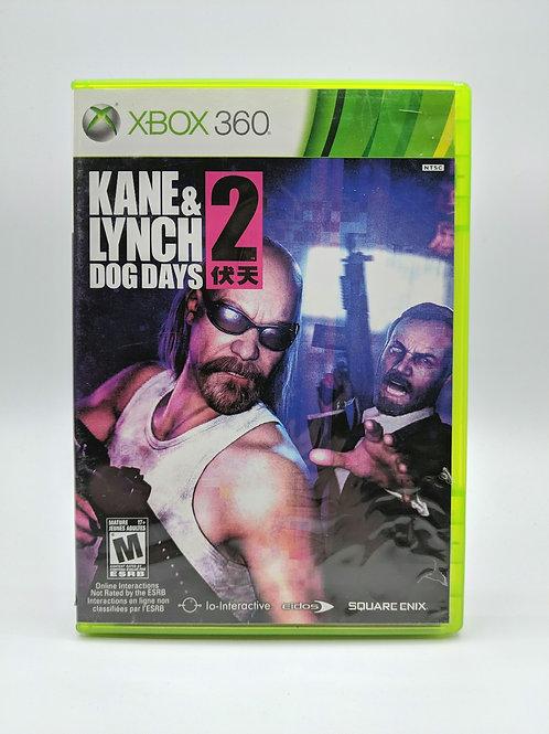 Kane & Lynch 2 Dog Days – 360