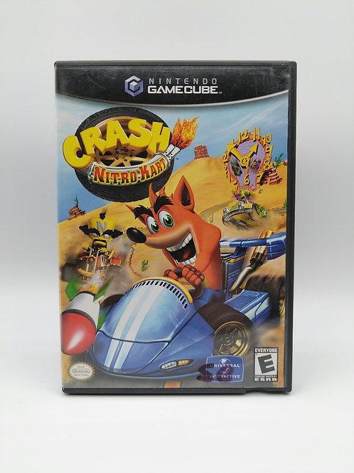 Crash Nitro Kart – NGC
